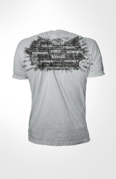 John 15:1-4 Women's Christian T-shirt