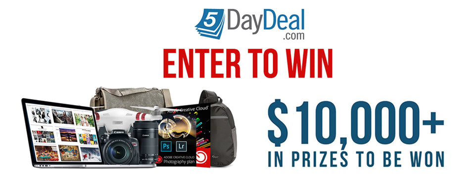 5DayDeal Giveaway image