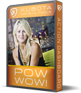 Kubota Artistic Tools Pow Wow! Photoshop Action Pak product box shot