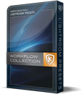 Kubota Lightroom Presets Workflow Collection product box shot