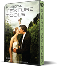 Kubota Texture Tools Earth Photoshop Action Pak product box shot