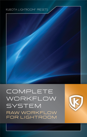 Kubota Lightroom Complete Workflow System