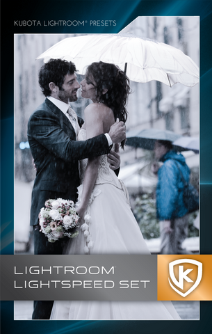 Kubota Lightroom Lightspeed Set