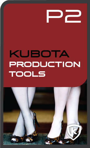 Kubota Production Tools V2 Photoshop Actions