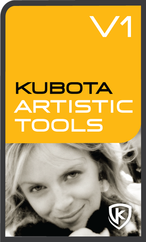 Kubota Artistic Tools V1 Photoshop Actions