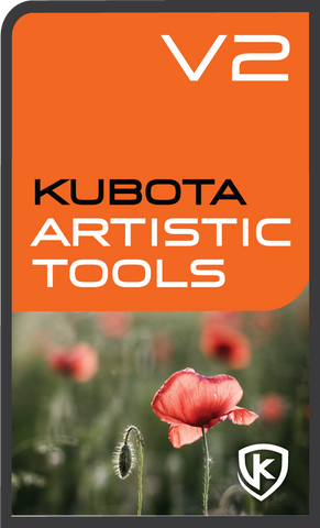 Kubota Artistic Tools V2 Photoshop Actions