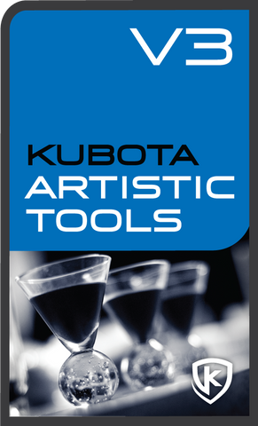 Kubota Artistic Tools V3 Photoshop Actions