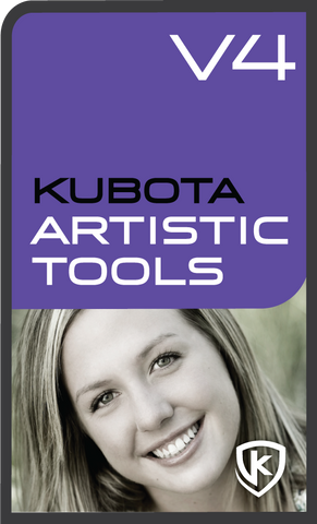 Kubota Artistic Tools V4 Photoshop Actions