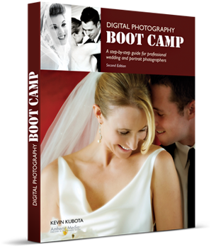 Digital Photography Boot Camp Book by Kevin Kubota