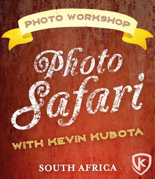 South African Photo Safari with Kevin Kubota March 2015