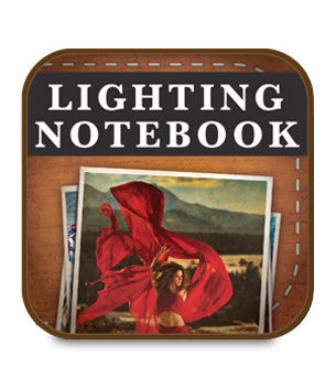 The Kubota Lighting Notebook App icon