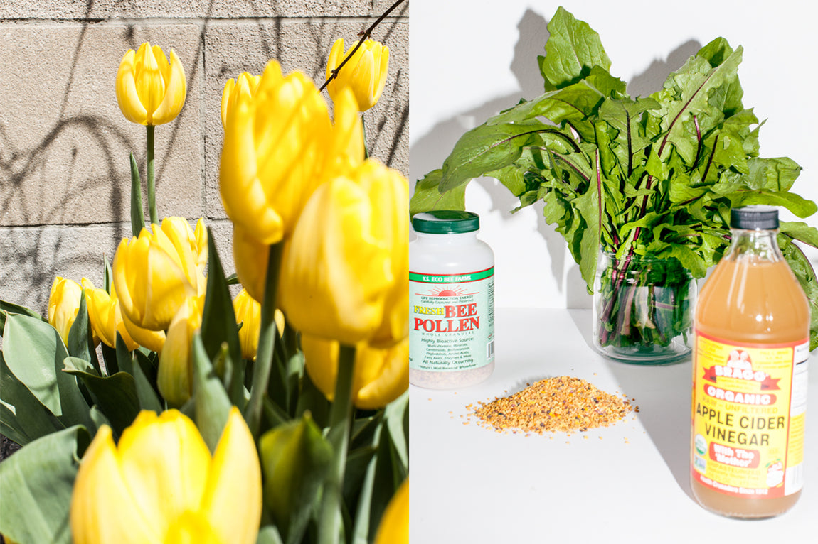 A Spring Allergy Cure-all