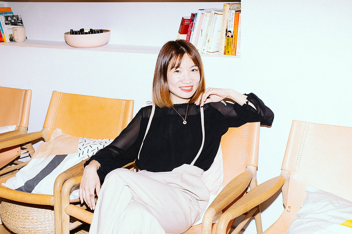 Amy Lin, Founder of sundays Nail Studio