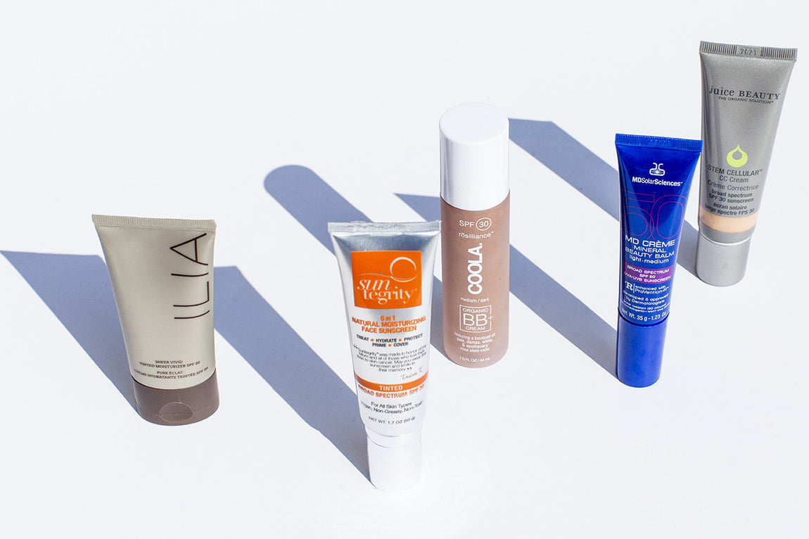 The Best Tinted Moisturizers For Those Who Crave the Subtle Glow