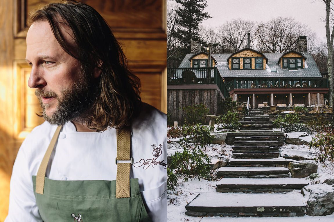 Meet Ryan Tate, Farm-To-Table Chef