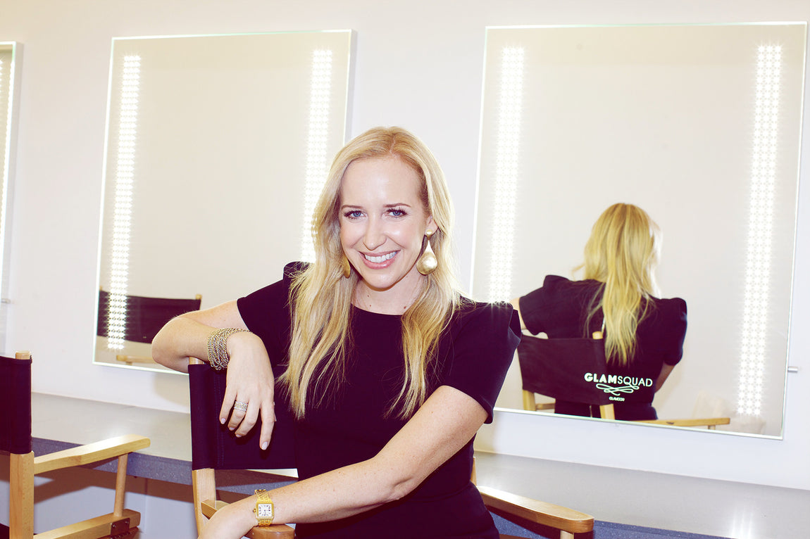 Alexandra Wilkis Wilson, Co-Founder + CEO of Glam Squad
