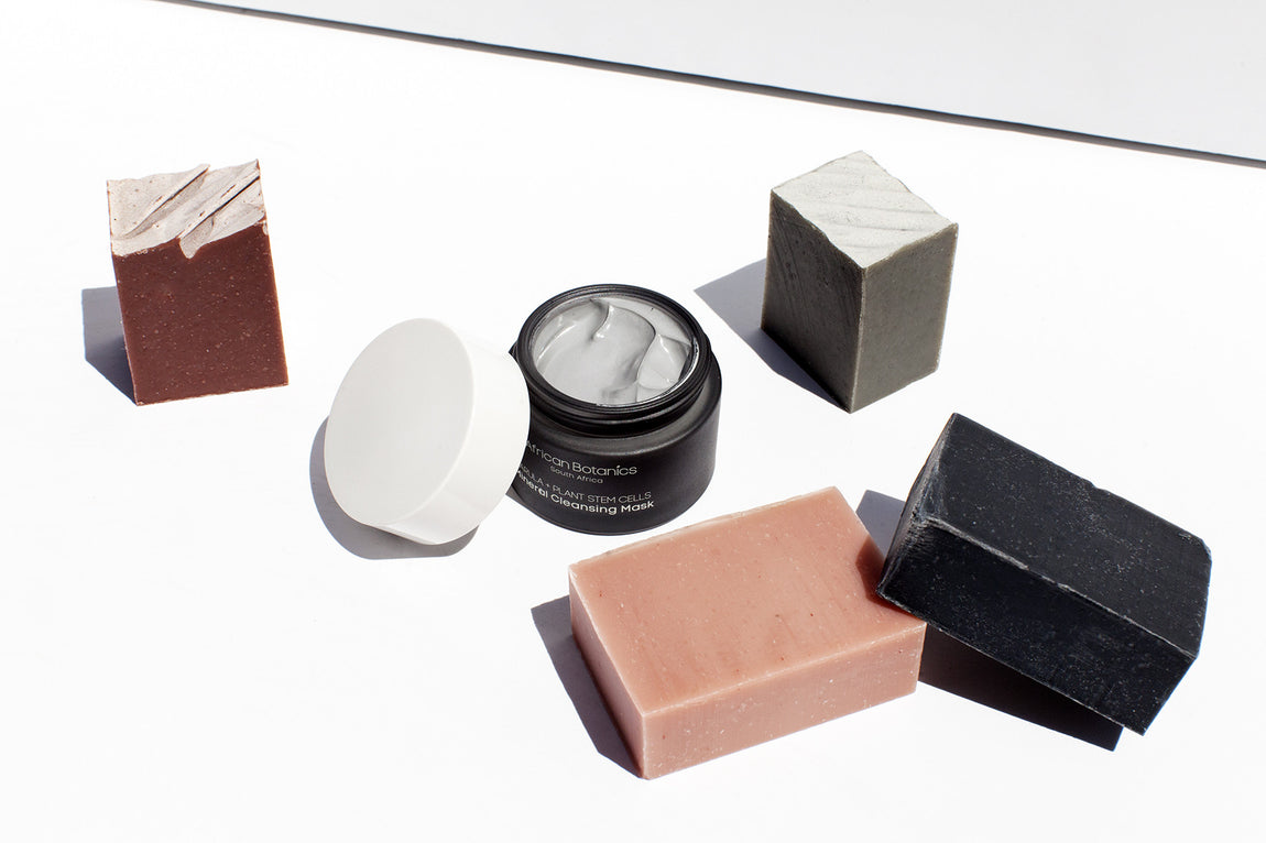 Muds + Clays for Your Skin