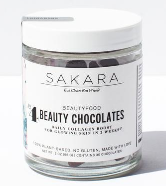 Sakara Beauty Chocolate
