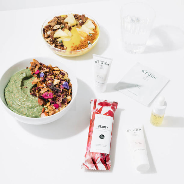 Beauty Nutrition: Sakara x Dr. Barbara sturm