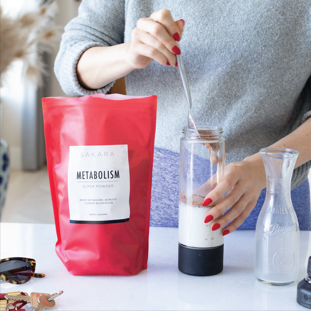 Metabolism Super Powder<br> Our Best Selling product will fire up your metabolism, control cravings, and eliminate bloat