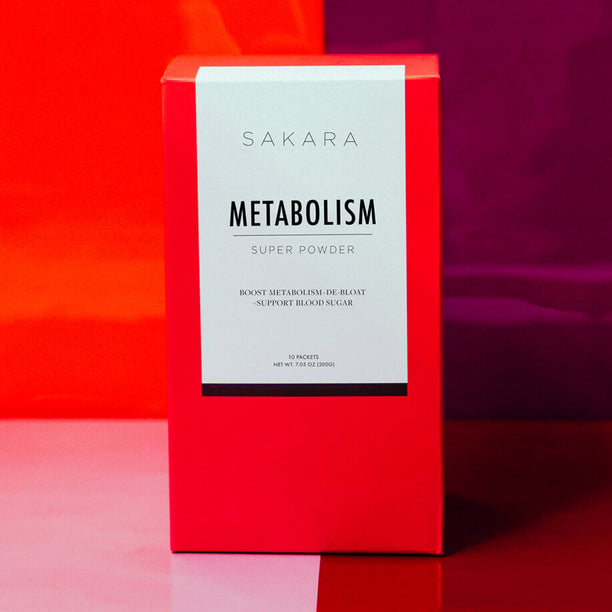 Metabolism Super Powder