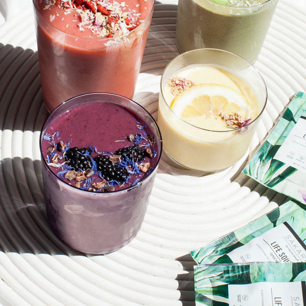 The Last Smoothie Recipe You'll Ever Need
