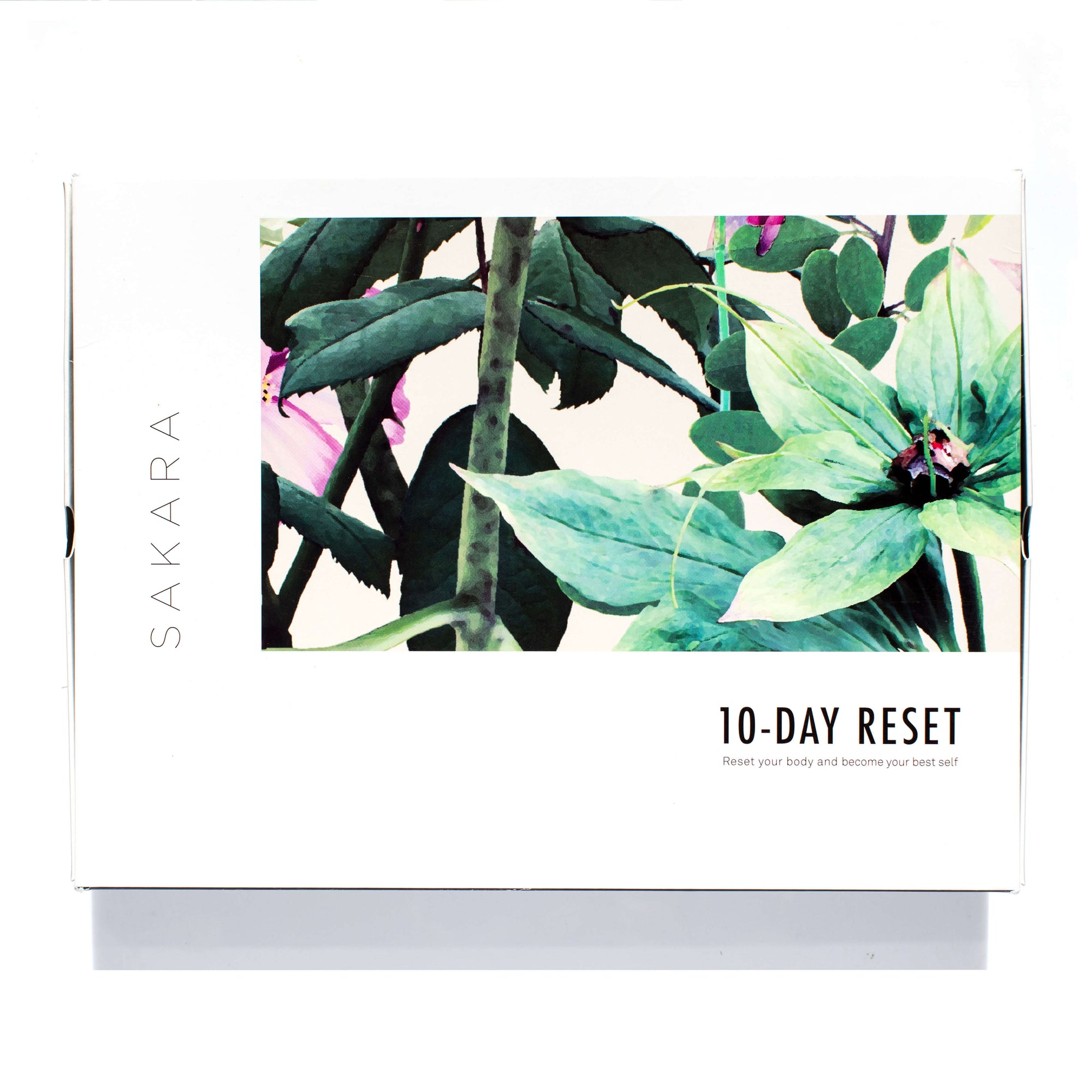 The 10-Day Reset - The 10-Day Reset