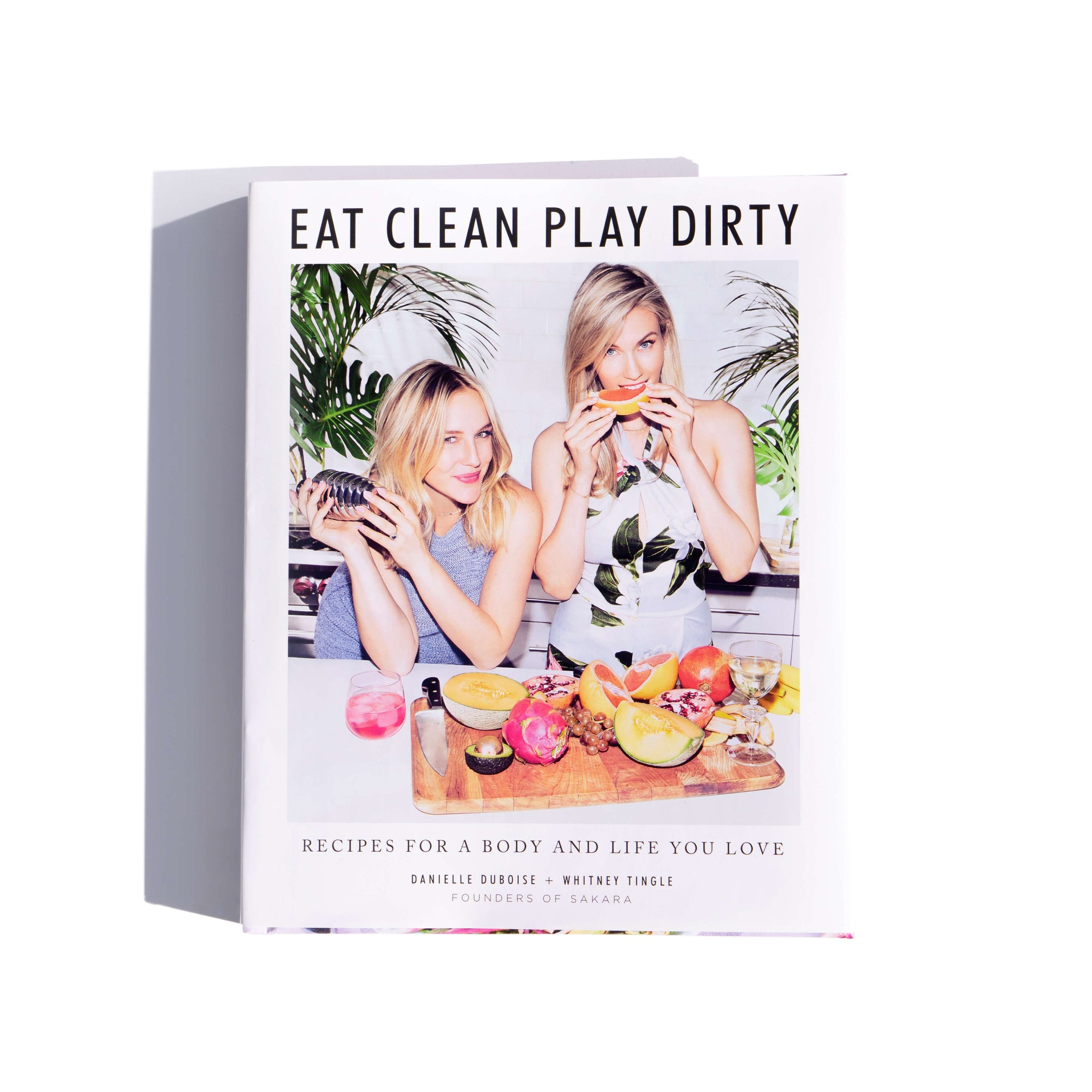 Cookbook: Eat Clean, Play Dirty - Cookbook: Eat Clean, Play Dirty
