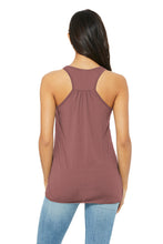 Load image into Gallery viewer, Women's Racerback Tank - Be Strong and Courageous.