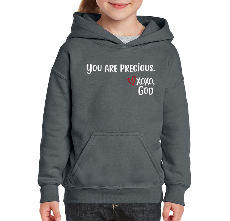 Youth Unisex Hoodie - You are Precious.