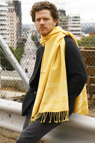 Canary Classic Men's Poncho
