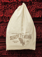 The Señor Tyrone Poncho Bag