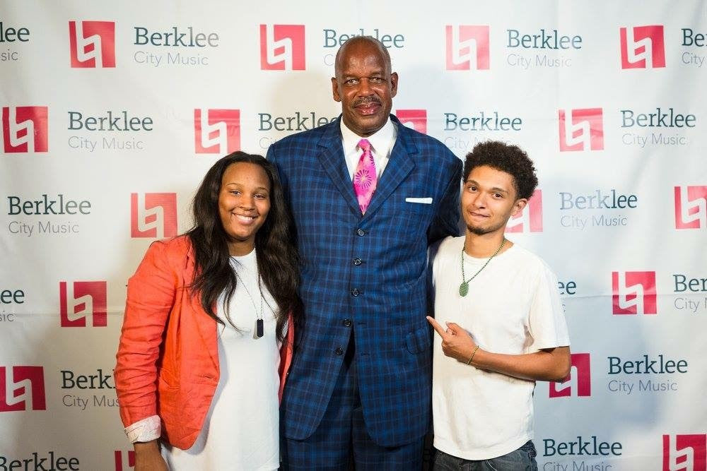 Tipitina's Internship Program sends interns to Berklee College of Music in Boston