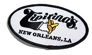 Embroidered Classic Tipitina's Logo Patch