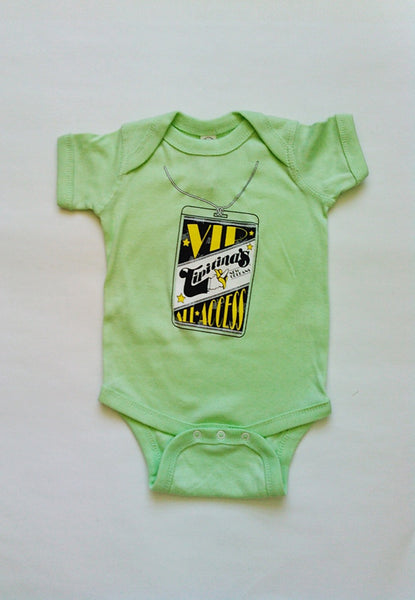 VIP Baby Onesie- SUMMER CLEARANCE SALE