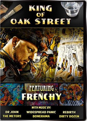 """The King of Oak Street"" DVD (YYR Productions, 2011)"