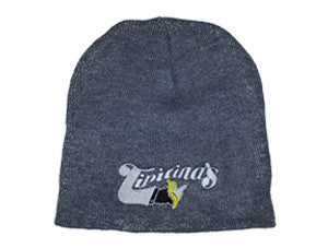 Tipitina's Embroidered Knit Beanie Hat