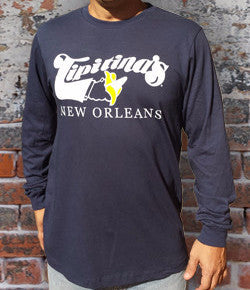 Tipitina's Long Sleeve Jersey T-shirt