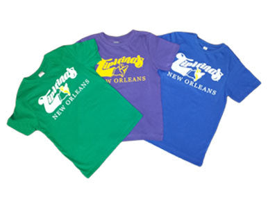 Tipitina's Youth Fine Jersey T-shirt