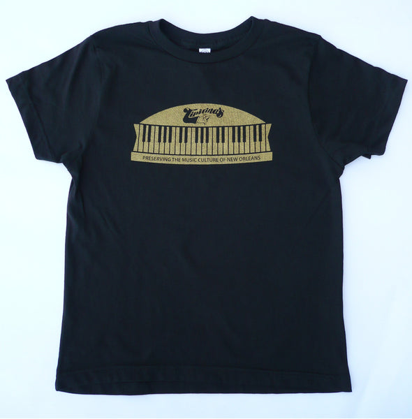 Youth- Play Dat! Piano Tee- SUMMER CLEARANCE SALE!