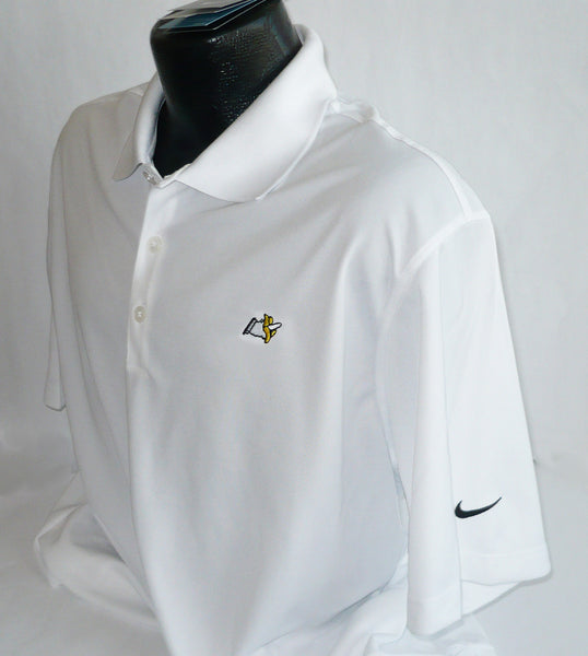 Nike Dri-Fit Polo Shirt with Tipitina's Banana Hand
