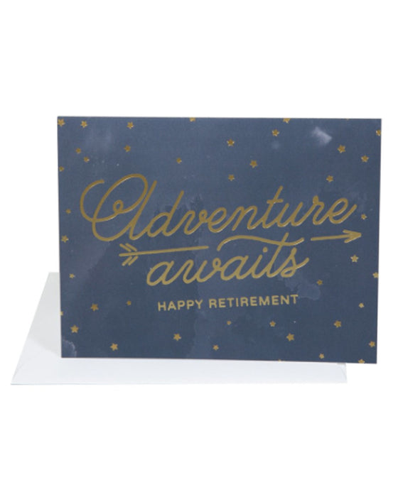 The Social Type Adventure Awaits Card