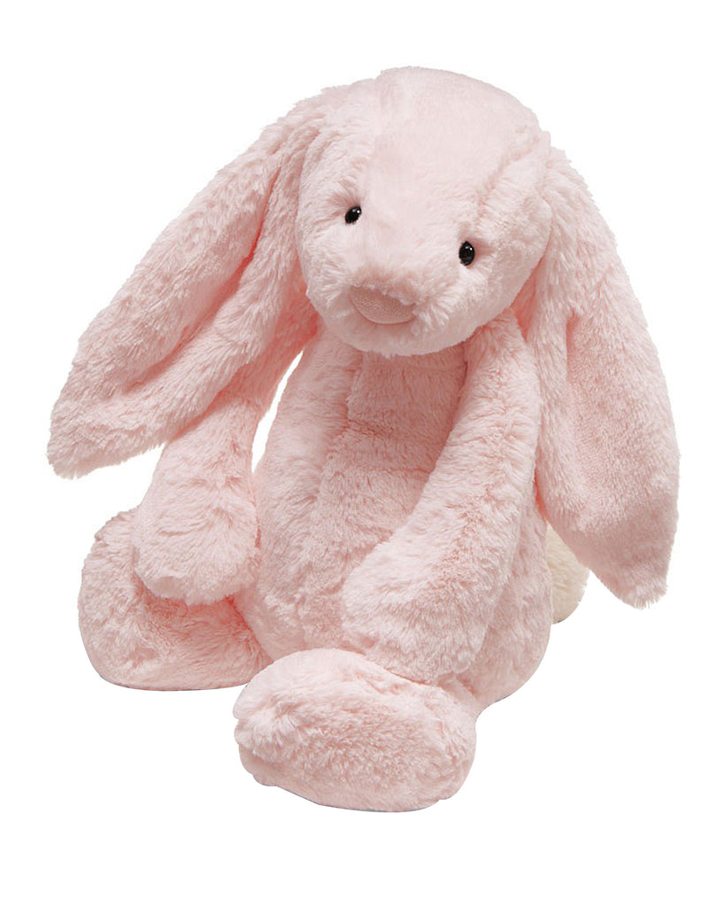 Jellycat Bashful Bunny Baby Pink With Chime