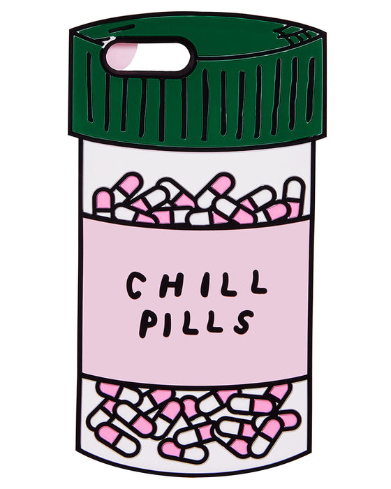 Ban.do Chill Pills iPhone Case 6 Plus + 7