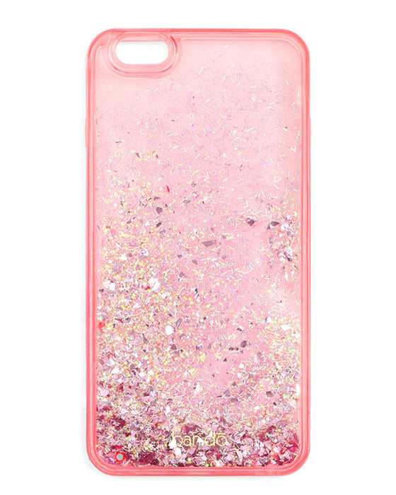 Ban.do Pink Glitter Bomb iPhone 6/6s plus case