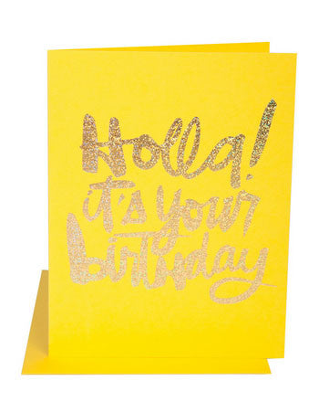 Holla! It's Your Birthday - Hattan Home - 1