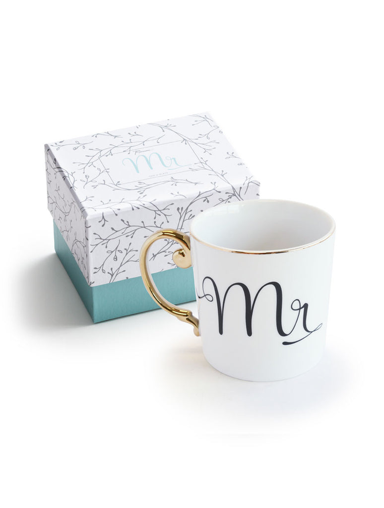 Rosanna Mr. Love Is In The Air Mug - Hattan Home - 2
