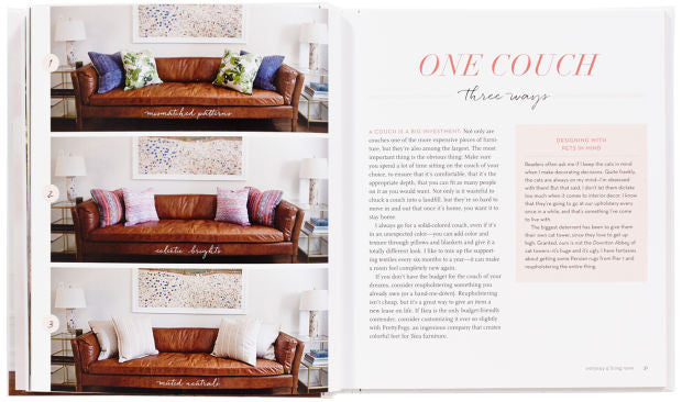 Cupcakes and Cashmere at Home Book - Hattan Home - 9