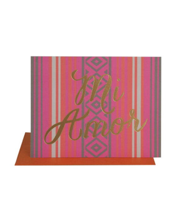 Mi Amor Card - Hattan Home