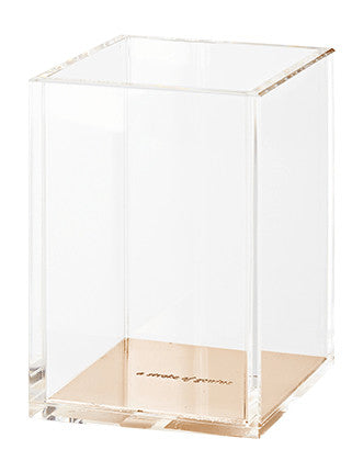 Kate Spade Acrylic Pencil Cup - Hattan Home - 2